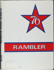 1976 Edition, Forest High School - Rambler Yearbook (Forest, MS)