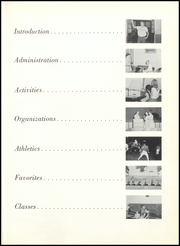 Page 11, 1959 Edition, Pontotoc High School - Warrior Yearbook (Pontotoc, MS) online yearbook collection