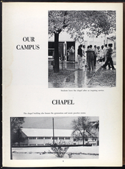 Page 13, 1958 Edition, Central Bible College - Cup Yearbook (Springfield, MO) online yearbook collection