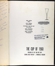 Page 5, 1960 Edition, Central Bible College - Cup Yearbook (Springfield, MO) online yearbook collection