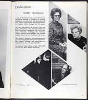 Page 13, 1968 Edition, Central Bible College - Cup Yearbook (Springfield, MO) online yearbook collection