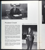 Page 14, 1968 Edition, Central Bible College - Cup Yearbook (Springfield, MO) online yearbook collection