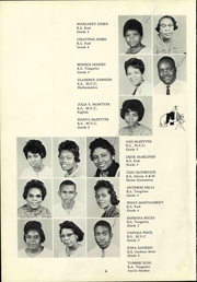 Page 12, 1964 Edition, Simmons High School - Devilan Yearbook (Hollandale, MS) online yearbook collection