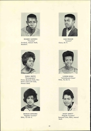 Page 16, 1964 Edition, Simmons High School - Devilan Yearbook (Hollandale, MS) online yearbook collection