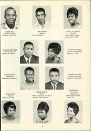 Page 17, 1964 Edition, Simmons High School - Devilan Yearbook (Hollandale, MS) online yearbook collection