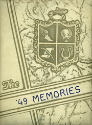 1949 Edition, Booneville High School - Memories Yearbook (Booneville, MS)