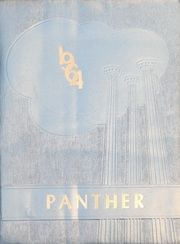 1964 Edition, Coldwater High School - Panther Yearbook (Coldwater, MS)