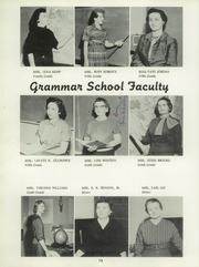 Page 16, 1959 Edition, Carthage High School - Tiger Yearbook (Carthage, MS) online yearbook collection
