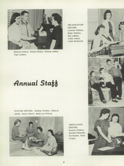 Page 8, 1959 Edition, Carthage High School - Tiger Yearbook (Carthage, MS) online yearbook collection
