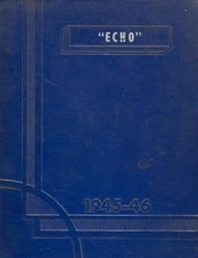 1946 Edition, Bruce High School - Trojan Yearbook (Bruce, MS)