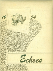 Page 1, 1954 Edition, Ripley High School - Echoes Yearbook (Ripley, MS) online yearbook collection