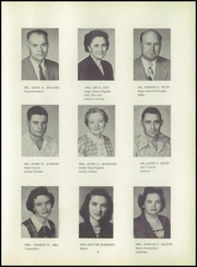 Page 11, 1954 Edition, Ripley High School - Echoes Yearbook (Ripley, MS) online yearbook collection