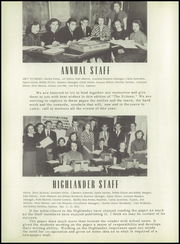 Page 12, 1954 Edition, Ripley High School - Echoes Yearbook (Ripley, MS) online yearbook collection