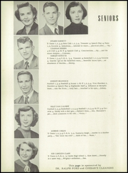 Page 16, 1954 Edition, Ripley High School - Echoes Yearbook (Ripley, MS) online yearbook collection