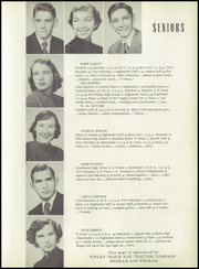 Page 17, 1954 Edition, Ripley High School - Echoes Yearbook (Ripley, MS) online yearbook collection