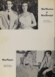 Page 16, 1955 Edition, Charleston High School - Warrior Yearbook (Charleston, MS) online yearbook collection