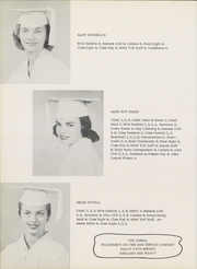 Page 18, 1956 Edition, St Joseph High School - Shield Yearbook (Jackson, MS) online yearbook collection