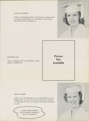 Page 19, 1956 Edition, St Joseph High School - Shield Yearbook (Jackson, MS) online yearbook collection