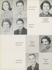 Page 26, 1956 Edition, St Joseph High School - Shield Yearbook (Jackson, MS) online yearbook collection