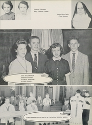 Page 33, 1956 Edition, St Joseph High School - Shield Yearbook (Jackson, MS) online yearbook collection