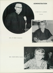 Page 15, 1961 Edition, St Joseph High School - Shield Yearbook (Jackson, MS) online yearbook collection