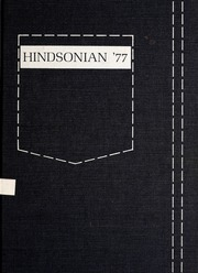 Page 1, 1977 Edition, Hinds County Agricultural High School - Hindsonian Yearbook (Utica, MS) online yearbook collection