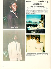 Page 14, 1982 Edition, Hinds County Agricultural High School - Hindsonian Yearbook (Utica, MS) online yearbook collection