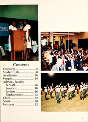 Page 7, 1982 Edition, Hinds County Agricultural High School - Hindsonian Yearbook (Utica, MS) online yearbook collection