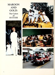 Page 6, 1987 Edition, Hinds County Agricultural High School - Hindsonian Yearbook (Utica, MS) online yearbook collection