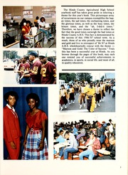 Page 7, 1987 Edition, Hinds County Agricultural High School - Hindsonian Yearbook (Utica, MS) online yearbook collection