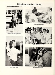 Page 8, 1987 Edition, Hinds County Agricultural High School - Hindsonian Yearbook (Utica, MS) online yearbook collection