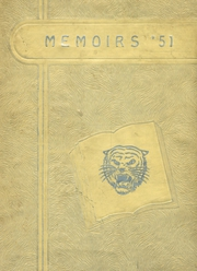 Page 1, 1951 Edition, Nettleton High School - Memoirs Yearbook (Nettleton, MS) online yearbook collection
