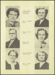 Page 13, 1951 Edition, Nettleton High School - Memoirs Yearbook (Nettleton, MS) online yearbook collection