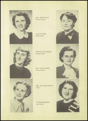 Page 15, 1951 Edition, Nettleton High School - Memoirs Yearbook (Nettleton, MS) online yearbook collection