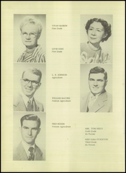 Page 16, 1951 Edition, Nettleton High School - Memoirs Yearbook (Nettleton, MS) online yearbook collection