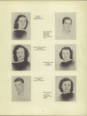 Page 11, 1949 Edition, Belmont High School - Belmontian Yearbook (Belmont, MS) online yearbook collection