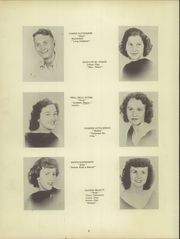 Page 12, 1949 Edition, Belmont High School - Belmontian Yearbook (Belmont, MS) online yearbook collection