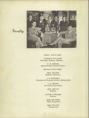 Page 6, 1949 Edition, Belmont High School - Belmontian Yearbook (Belmont, MS) online yearbook collection