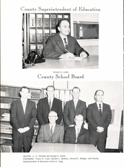 Page 12, 1962 Edition, Belmont High School - Belmontian Yearbook (Belmont, MS) online yearbook collection