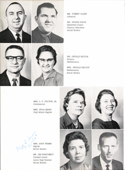 Page 16, 1962 Edition, Belmont High School - Belmontian Yearbook (Belmont, MS) online yearbook collection