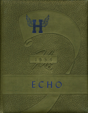 Page 1, 1954 Edition, Hatley High School - Echo Yearbook (Hatley, MS) online yearbook collection