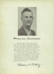 Page 10, 1954 Edition, Hatley High School - Echo Yearbook (Hatley, MS) online yearbook collection