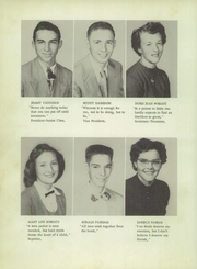 Page 14, 1954 Edition, Hatley High School - Echo Yearbook (Hatley, MS) online yearbook collection