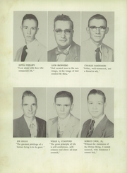Page 16, 1954 Edition, Hatley High School - Echo Yearbook (Hatley, MS) online yearbook collection
