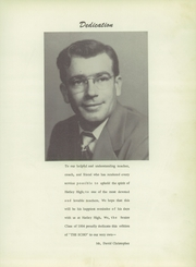 Page 9, 1954 Edition, Hatley High School - Echo Yearbook (Hatley, MS) online yearbook collection