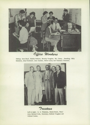 Page 10, 1956 Edition, Hatley High School - Echo Yearbook (Hatley, MS) online yearbook collection