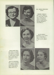 Page 14, 1956 Edition, Hatley High School - Echo Yearbook (Hatley, MS) online yearbook collection