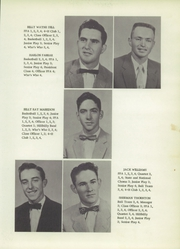 Page 15, 1956 Edition, Hatley High School - Echo Yearbook (Hatley, MS) online yearbook collection