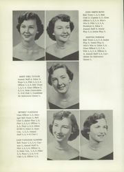 Page 16, 1956 Edition, Hatley High School - Echo Yearbook (Hatley, MS) online yearbook collection