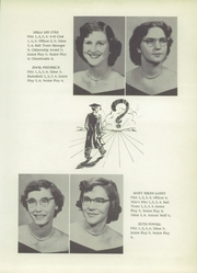 Page 17, 1956 Edition, Hatley High School - Echo Yearbook (Hatley, MS) online yearbook collection